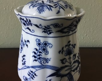 Blue Danube Cookie/Sugar Jar