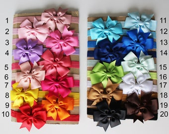Hair bow for girl and baby headbands