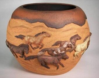 Wild Horses Pot