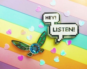 Hey listen! Navi 2 pin set!