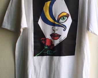 vintage art t shirt