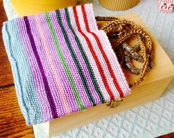 document holder or crochet jewelry