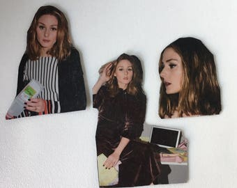 Olivia Palermo Inspired Magnet Set