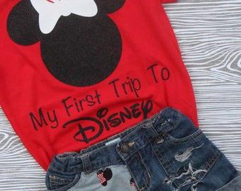 My First Trip To Disney