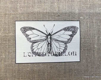 fabric sewing Butterfly