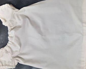 Handmade Newborn baby girl cotton dress