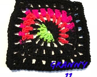 Granny Square 11-20