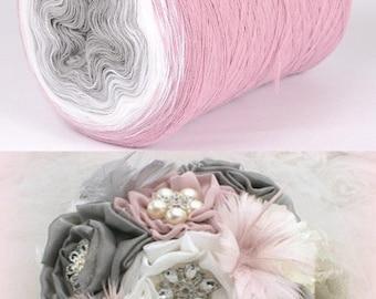 Muffin Acrylic yarn roll - 430gram roll - 3700m per roll - Shade number 111