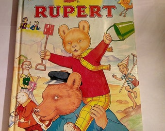 Rupert Annual: No. 59 Hardcover – Aug 30 1994 by The Daily Express Annual