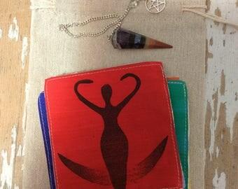 Chakra Dowsing Kit
