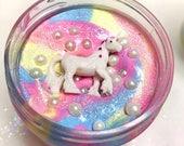 Unicorn Bath & Body Fluffy Whipped Soap