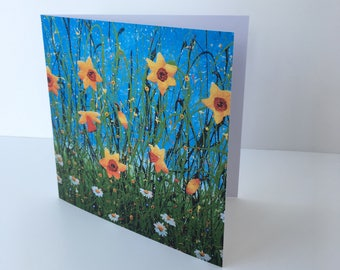 In times gone by Blank greeting cards