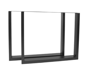 2 x table runners, width 900 x height 720, black