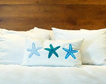 Starfish Pillow Case