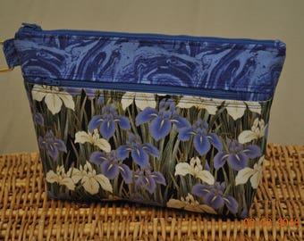 Large clutch (Metallic Iris)
