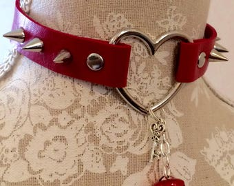 Romance & Submission collar