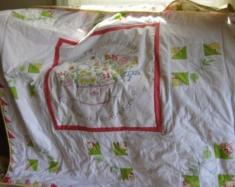 How does your Garden Grow Quilt