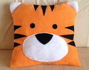 Cushion tiger - Baby pillow- Decorative pillow