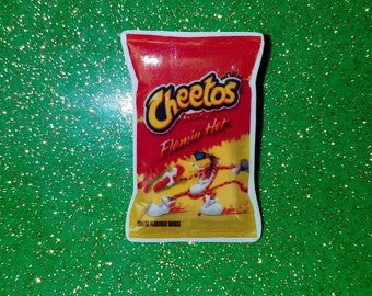 Hot Cheetos PIN