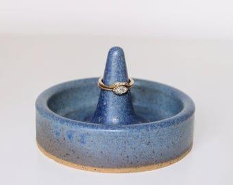 Ceramic Ring Holder, Ring Holder, Ring Dish, Ceramic Ring Dish, Handmade Ceramic Ring Holder