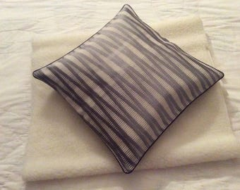 Very nice upholstery fabric pillow cover
