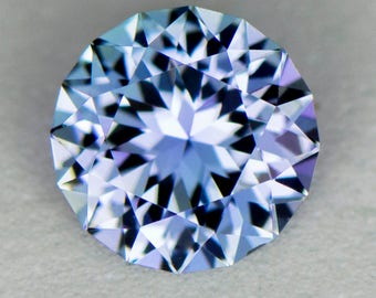 1.28ct Precision Cut Unheated Tanzanite