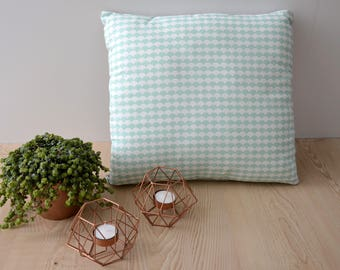 Cushion 40x40cm customizable, POP's green water