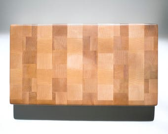 AGNES - End Grain Cutting board