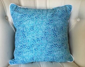 Organic Cushion Cover // Cushion Cover // Beach pillow
