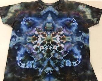 Medium ice dyed t shirt