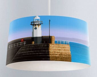 Lampshade - Smeatons Pier St Ives