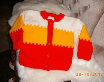 Knit Jacket toddler