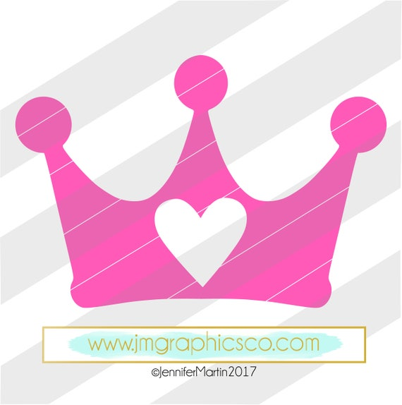 Crown Svg Eps Dxf Png Cricut Cameo Scan N Cut Cut File