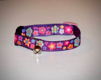 Flower Cat collars
