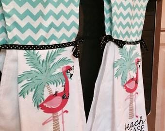 Beach Please! Pair of towel dresses