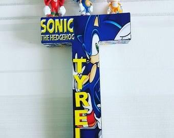 Sonic hedgehog letter