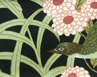 Bird And Flower Panel