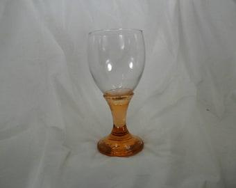 Fire & Light Wine Goblet
