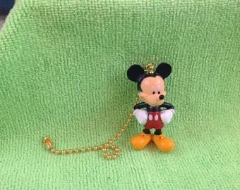 Handmade Mickey Mouse Ceiling Fan Pull Light Lamp Chain Decoration-Mickey Mouse