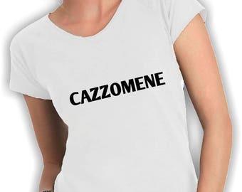 Cazzomene-neck t shirts women