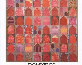 Domiciles Quilt Pattern