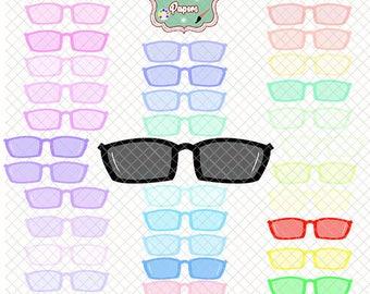 Sunglasses clipart, fun clipart, sunglasses graphics, sunglasses summer, summer