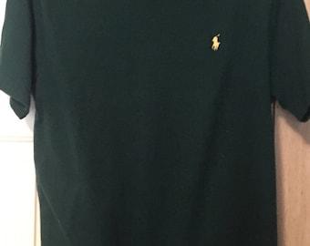 Polo Ralph Lauren Dark Green T-shirt