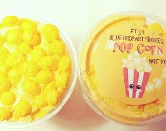 scented popcorn slime