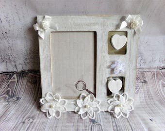 Shabby chic frame so romantic