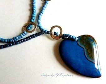 Unique, artist designed jewellery