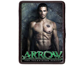 Arrow Stephen Amell Green Arrow  Sew On patch