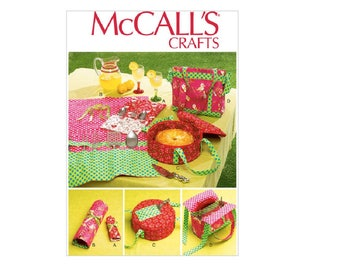 McCall's 6974 - Picnic Storage Items