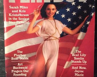 Playboy Magazine - July 1976