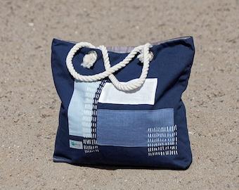 Beach bag, Cotton Bag, travel bag, diaper bag